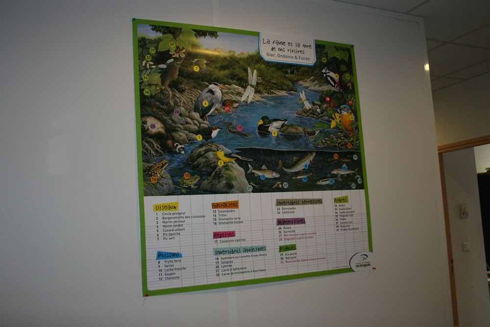 Biodiversité Le Gier